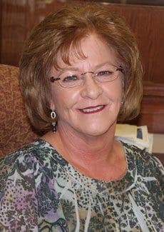 Mary Lou Brock